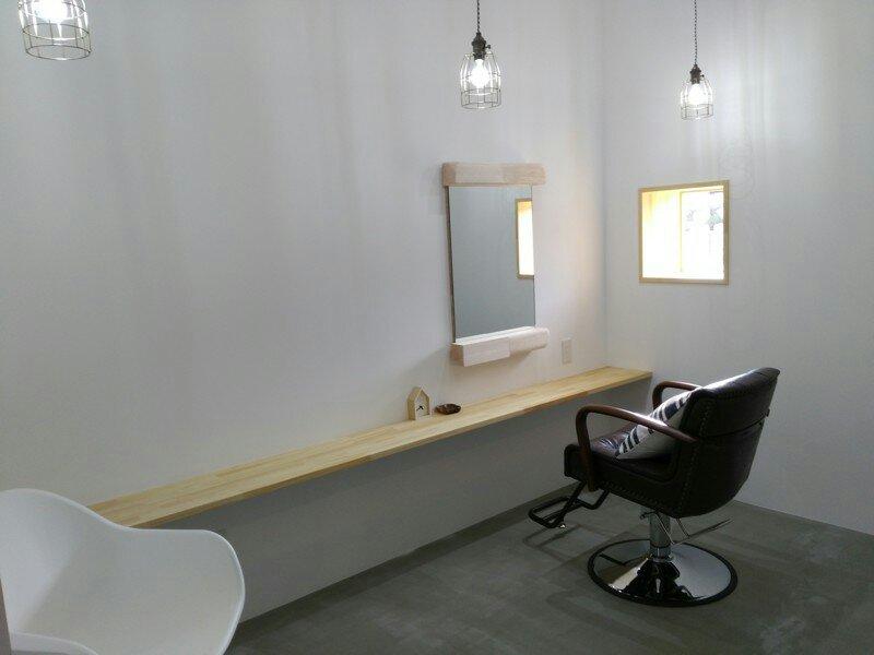 プライベートルームの画像